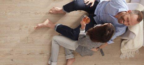 Nowoczesne podłogi są modne i trwałe jak pdłogi wineo