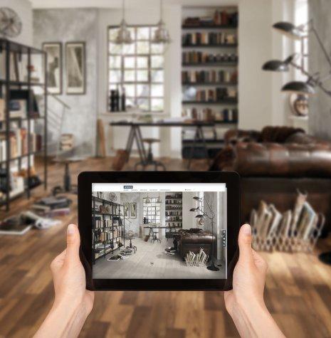 wineo Floor Viewer Fußboden Auswahl Bodenstudio Beratung