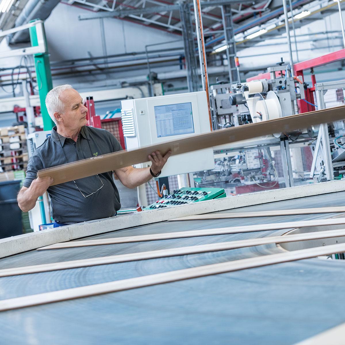 Fabryka paneli laminowanych WINEO