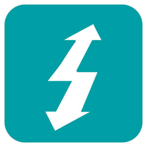 Icon Laminatboden Antisatisch mit Blitz