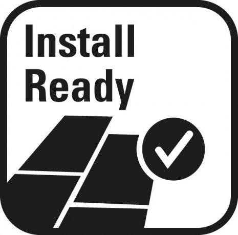 Icon Laminatboden Install-Ready-Technologie
