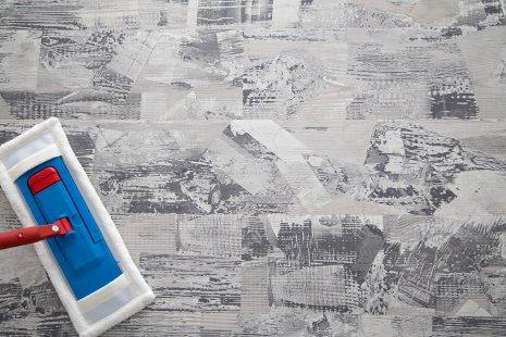 wineo Purline Bioboden pflegeleicht Reinigung Pflege Wischmob