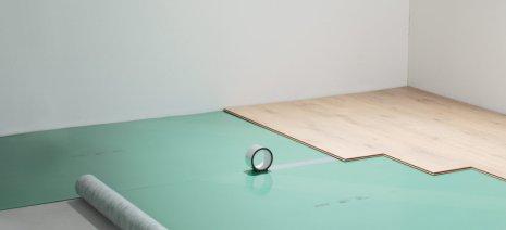 Markowy podkład pod panele podłogowe