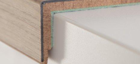 Schody z paneli profil schodowy typ-B