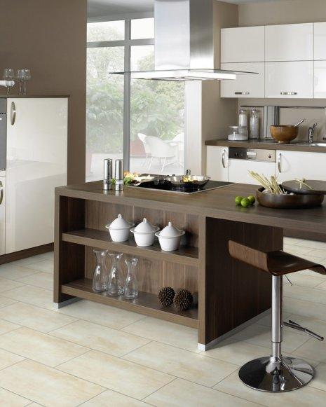 Panele winylowe do kuchni muszą mieć dużą odporność na wilgoć