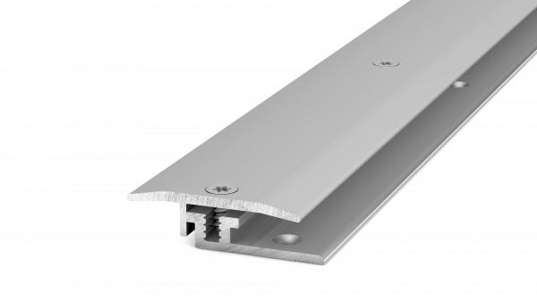 Übergangsprofil  Elastisch 27 mm Schrauben Silber.jpg